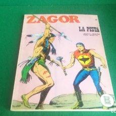 Cómics: ZAGOR - BURU LAN - Nº 34 - MUY BUEN ESTADO. Lote 242367245
