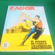 Cómics: ZAGOR - BURU LAN - Nº 33 - MUY BUEN ESTADO. Lote 242367815