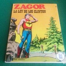Cómics: ZAGOR - BURU LAN - Nº 31 - MUY BUEN ESTADO. Lote 242369320