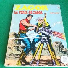 Cómics: ZAGOR - BURU LAN - Nº 28. Lote 242382200