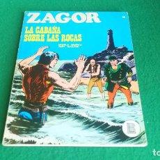 Cómics: ZAGOR - BURU LAN - Nº 25. Lote 242385765