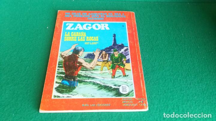 Cómics: ZAGOR - BURU LAN - Nº 24 - Foto 2 - 242386210