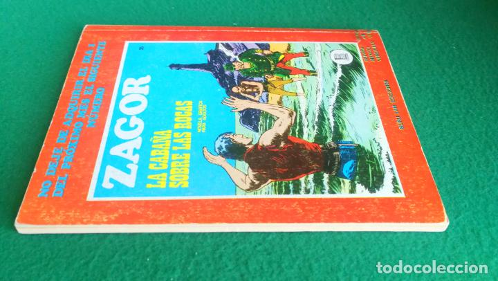 Cómics: ZAGOR - BURU LAN - Nº 24 - Foto 4 - 242386210