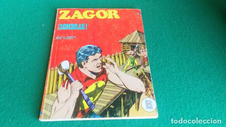 ZAGOR - BURU LAN - Nº 24 (Tebeos y Comics - Buru-Lan - Zagor)