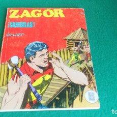 Cómics: ZAGOR - BURU LAN - Nº 24. Lote 242386210