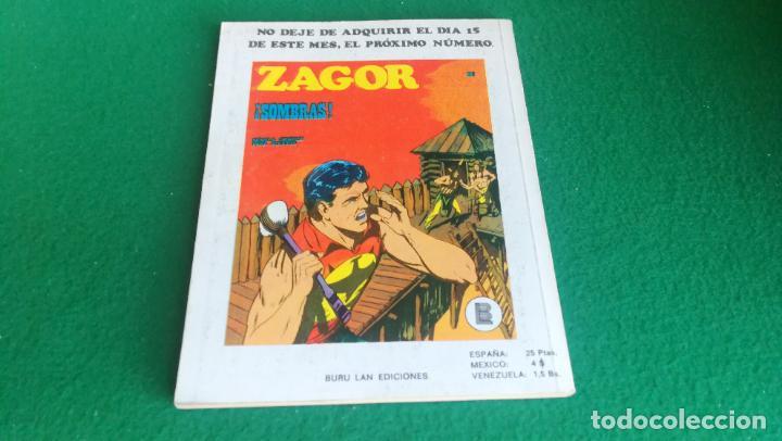 Cómics: ZAGOR - BURU LAN - Nº 23 - MUY BUEN ESTADO - Foto 2 - 242386635