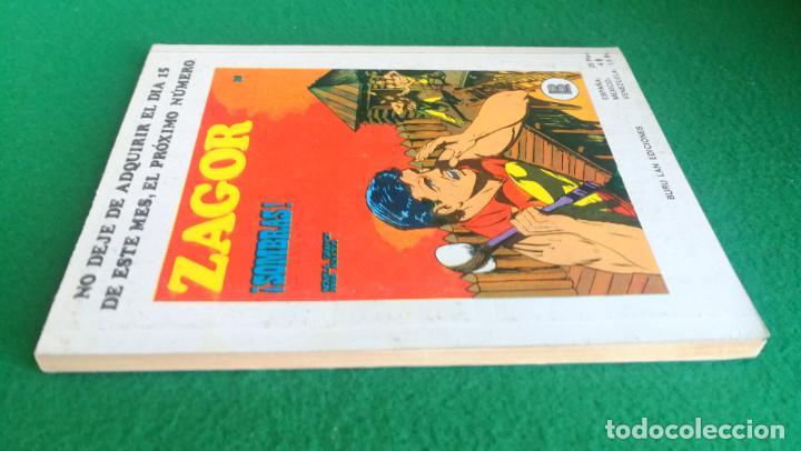 Cómics: ZAGOR - BURU LAN - Nº 23 - MUY BUEN ESTADO - Foto 4 - 242386635