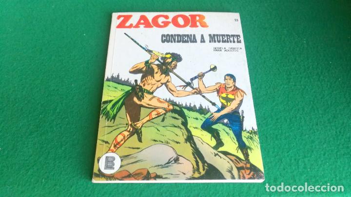 ZAGOR - BURU LAN - Nº 23 - MUY BUEN ESTADO (Tebeos y Comics - Buru-Lan - Zagor)