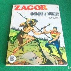 Cómics: ZAGOR - BURU LAN - Nº 23 - MUY BUEN ESTADO. Lote 242386635