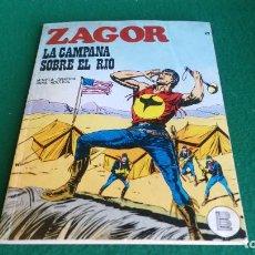 Cómics: ZAGOR - BURU LAN - Nº 22. Lote 242387530