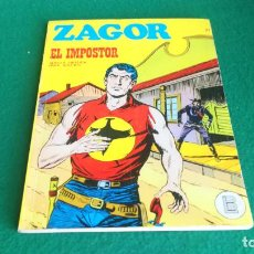 Cómics: ZAGOR - BURU LAN - Nº 21 - PERFECTO ESTADO - COMO NUEVO. Lote 242387985