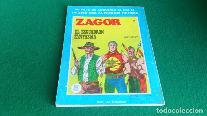Cómics: ZAGOR - BURU LAN - Nº 19 - Foto 2 - 242388560