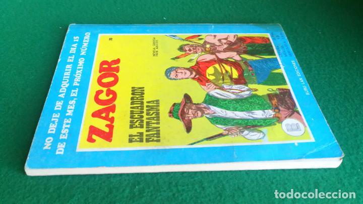 Cómics: ZAGOR - BURU LAN - Nº 19 - Foto 4 - 242388560