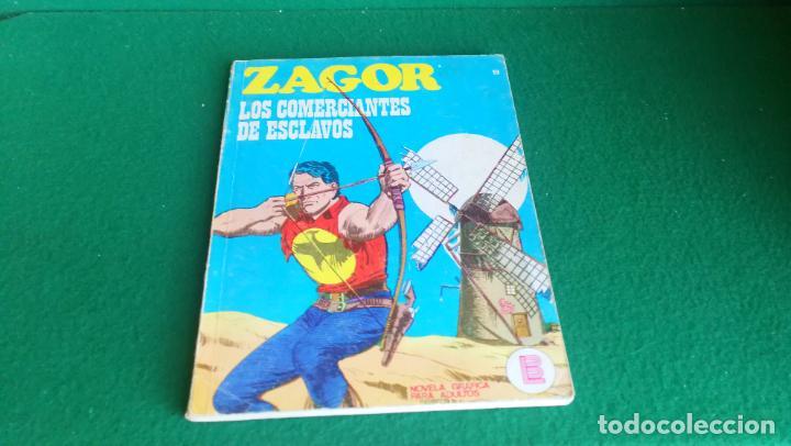 ZAGOR - BURU LAN - Nº 19 (Tebeos y Comics - Buru-Lan - Zagor)