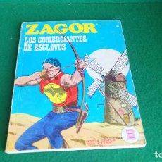 Cómics: ZAGOR - BURU LAN - Nº 19. Lote 242388560