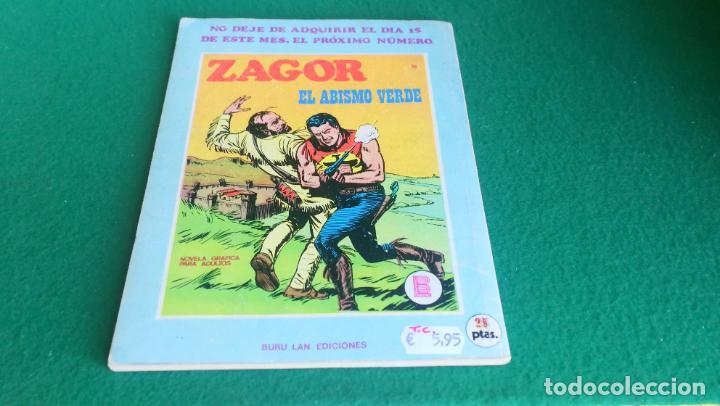Cómics: ZAGOR - BURU LAN - Nº 17 - Foto 2 - 242389095