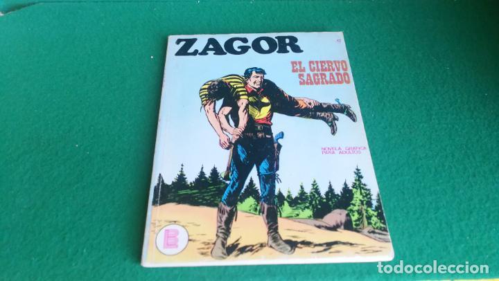ZAGOR - BURU LAN - Nº 17 (Tebeos y Comics - Buru-Lan - Zagor)