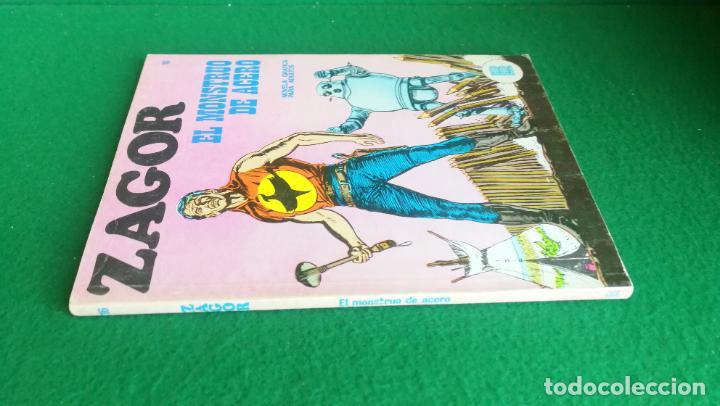 Cómics: ZAGOR - BURU LAN - Nº 16 - BUENÍSIMO ESTADO - Foto 3 - 242389535