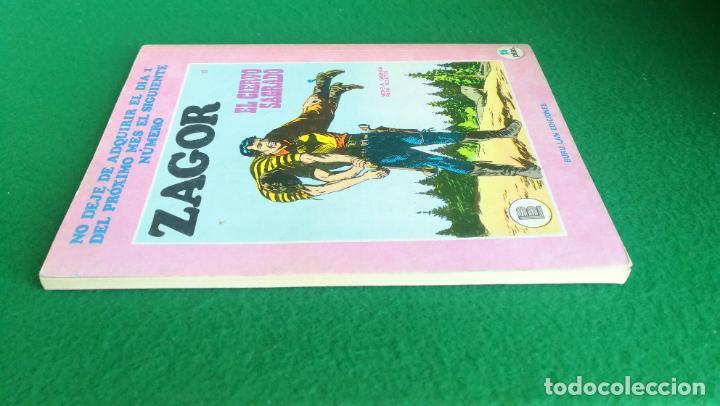 Cómics: ZAGOR - BURU LAN - Nº 16 - BUENÍSIMO ESTADO - Foto 4 - 242389535