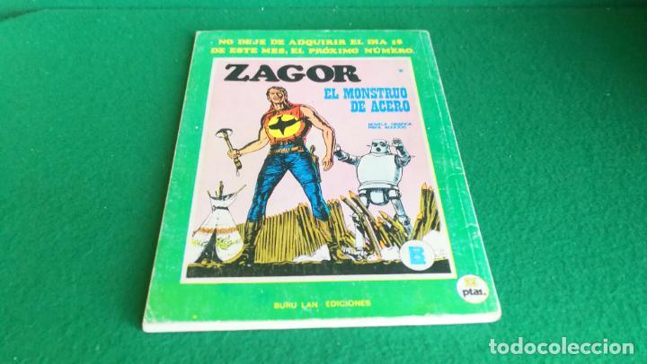 Cómics: ZAGOR - BURU LAN - Nº 15 - Foto 2 - 242389925