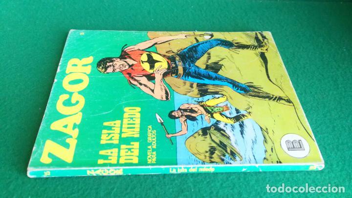 Cómics: ZAGOR - BURU LAN - Nº 15 - Foto 3 - 242389925