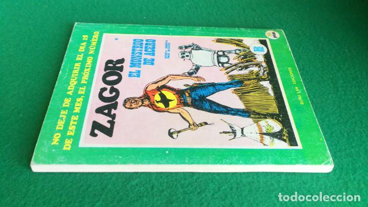 Cómics: ZAGOR - BURU LAN - Nº 15 - Foto 4 - 242389925