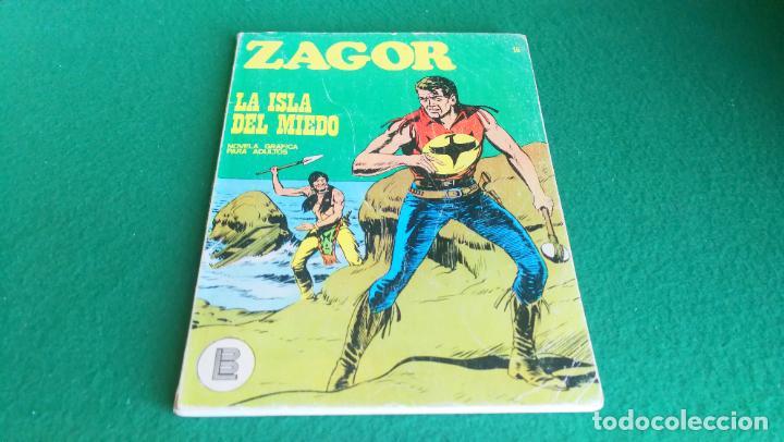 ZAGOR - BURU LAN - Nº 15 (Tebeos y Comics - Buru-Lan - Zagor)