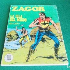 Cómics: ZAGOR - BURU LAN - Nº 15. Lote 242389925