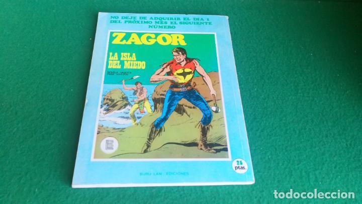 Cómics: ZAGOR - BURU LAN - Nº 14 - MUY BUEN ESTADO - Foto 2 - 242390565