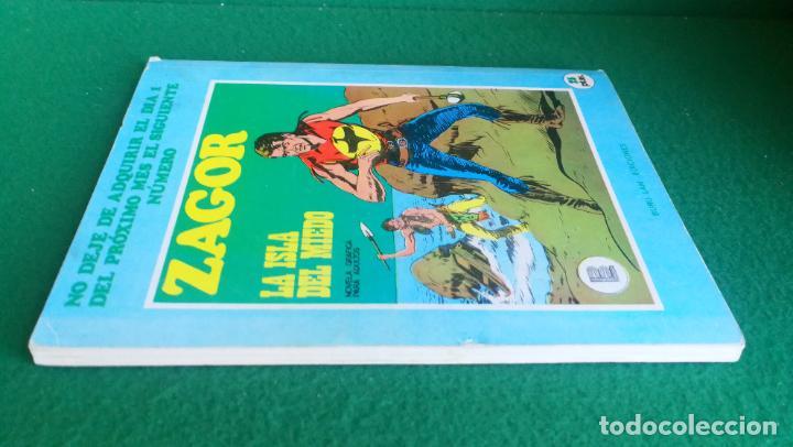Cómics: ZAGOR - BURU LAN - Nº 14 - MUY BUEN ESTADO - Foto 4 - 242390565