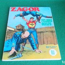 Cómics: ZAGOR - BURU LAN - Nº 14 - MUY BUEN ESTADO. Lote 242390565