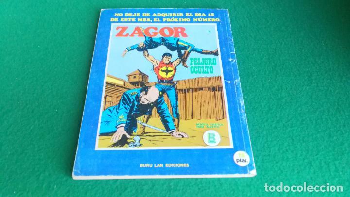 Cómics: ZAGOR - BURU LAN - Nº 13 - Foto 2 - 242390850