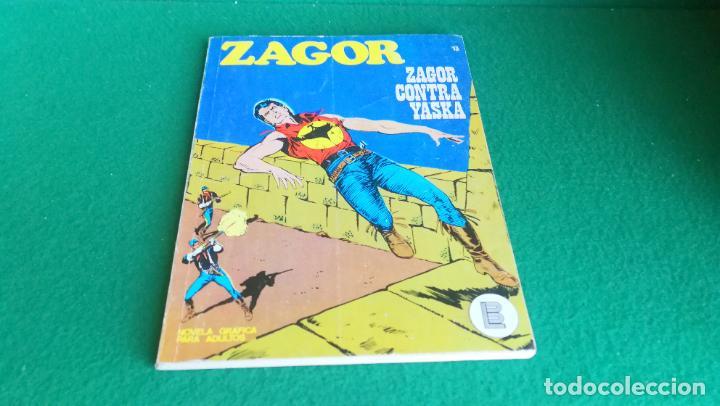 ZAGOR - BURU LAN - Nº 13 (Tebeos y Comics - Buru-Lan - Zagor)