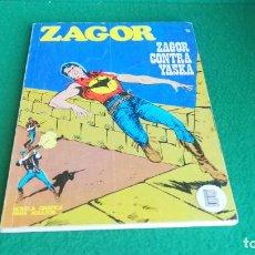Cómics: ZAGOR - BURU LAN - Nº 13. Lote 242390850