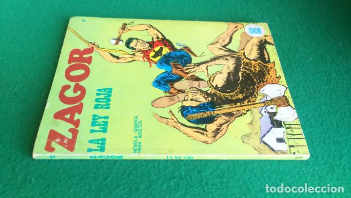 Cómics: ZAGOR - BURU LAN - Nº 12 - BUEN ESTADO - Foto 3 - 242391845