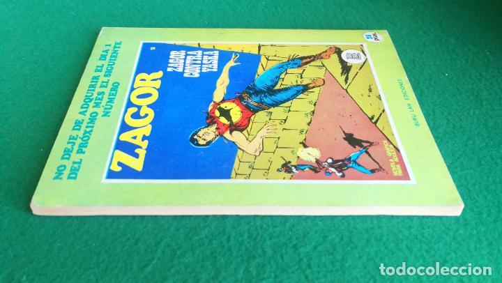 Cómics: ZAGOR - BURU LAN - Nº 12 - BUEN ESTADO - Foto 4 - 242391845