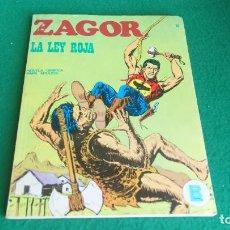 Cómics: ZAGOR - BURU LAN - Nº 12 - BUEN ESTADO. Lote 242391845