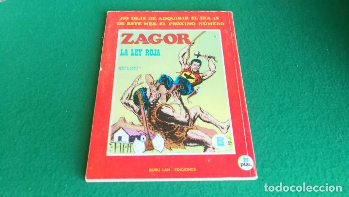 Cómics: ZAGOR - BURU LAN - Nº 11 - Foto 2 - 242392235