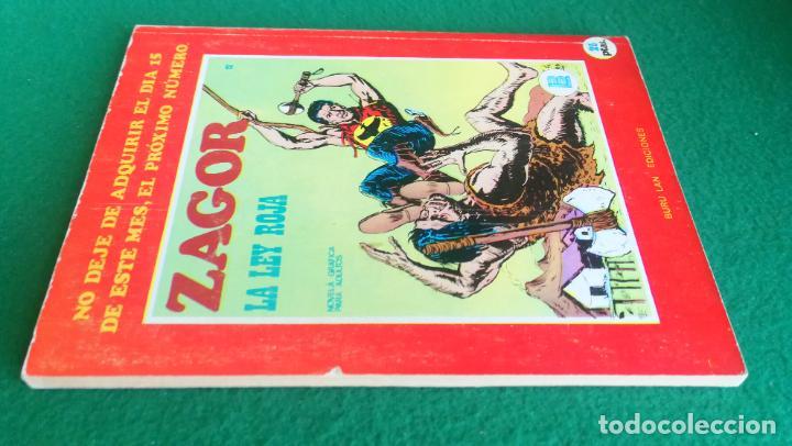 Cómics: ZAGOR - BURU LAN - Nº 11 - Foto 4 - 242392235