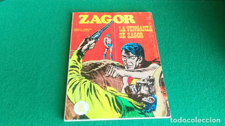 ZAGOR - BURU LAN - Nº 11 (Tebeos y Comics - Buru-Lan - Zagor)