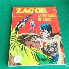 Cómics: ZAGOR - BURU LAN - Nº 11. Lote 242392235