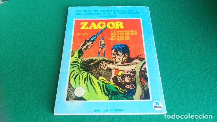 Cómics: ZAGOR - BURU LAN - Nº 10 - Foto 2 - 242392545