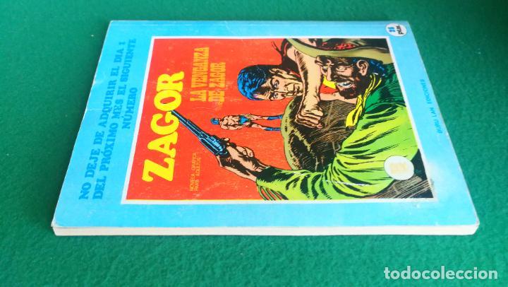 Cómics: ZAGOR - BURU LAN - Nº 10 - Foto 4 - 242392545