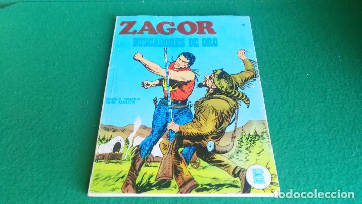 ZAGOR - BURU LAN - Nº 10 (Tebeos y Comics - Buru-Lan - Zagor)
