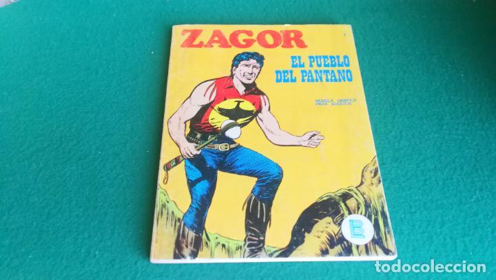 ZAGOR - BURU LAN - Nº 7 - BUEN ESTADO (Tebeos y Comics - Buru-Lan - Zagor)