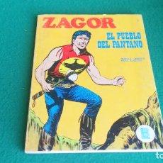 Comics: ZAGOR - BURU LAN - Nº 7 - BUEN ESTADO. Lote 242392995