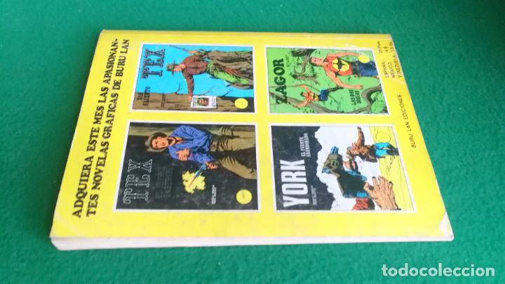Cómics: ZAGOR - BURU LAN - Nº 5 - BUEN ESTADO - Foto 4 - 242393420