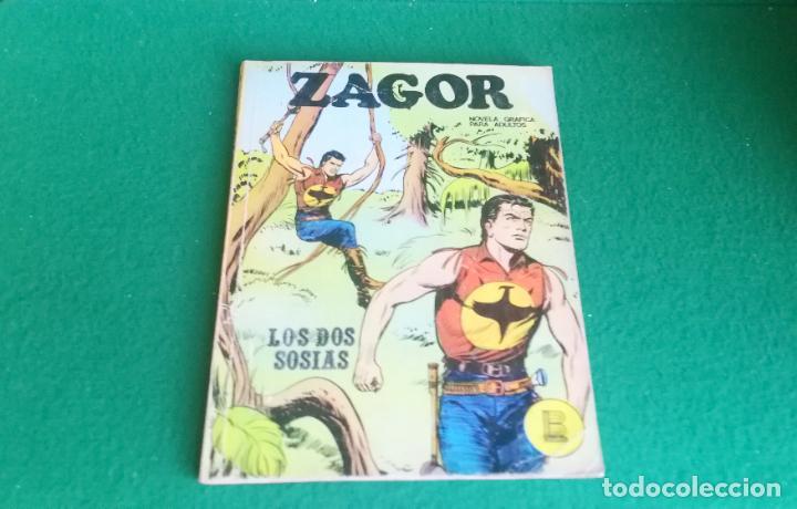 ZAGOR - BURU LAN - Nº 5 - BUEN ESTADO (Tebeos y Comics - Buru-Lan - Zagor)