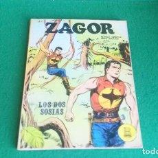 Cómics: ZAGOR - BURU LAN - Nº 5 - BUEN ESTADO. Lote 242393420