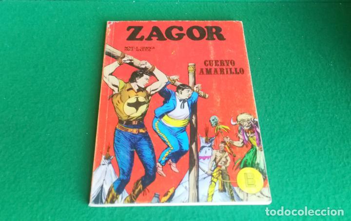 ZAGOR - BURU LAN - Nº 4 - BUEN ESTADO (Tebeos y Comics - Buru-Lan - Zagor)